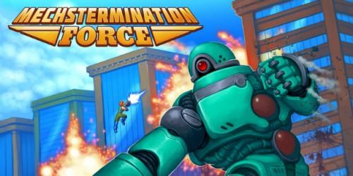 Newsbild zu Super Rare Games: Vorbestellerphase für Mechstermination Force startet am Donnerstag