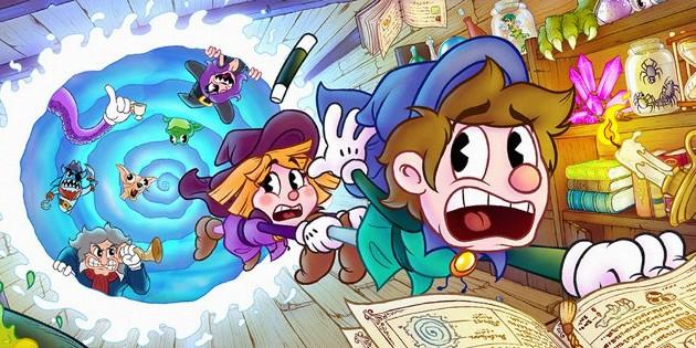 Newsbild zu Zweite Kickstarter-Kampagne für Enchanted Portals ab sofort online