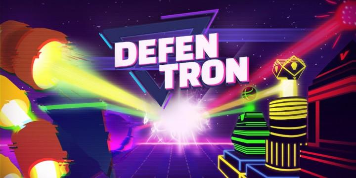 Newsbild zu Futuristisches Tower Defense: Defentron erscheint am 17. Dezember