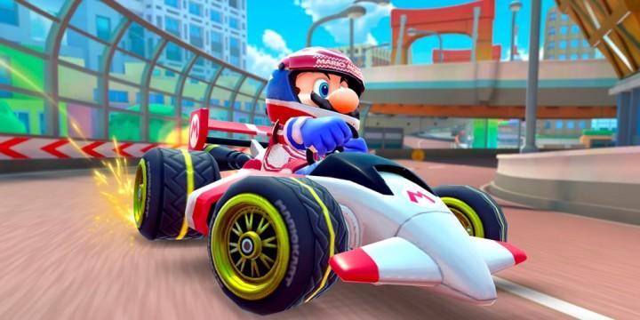 Newsbild zu Feiert den Mario Day mit der Mario-Tour-Saison in Mario Kart Tour – spannende Inhalte angekündigt