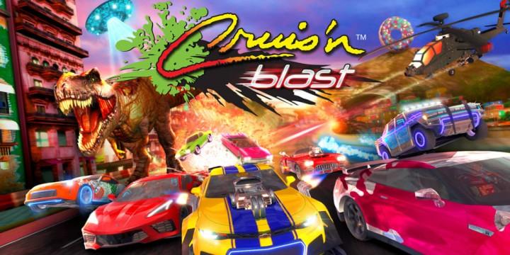 Newsbild zu Cruis'n Blast erscheint auch als Handelsversion für die Nintendo Switch – Erscheinungsdatum steht fest