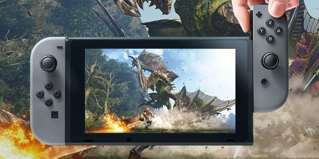 Monster Hunter XX - Erscheint auch für Switch