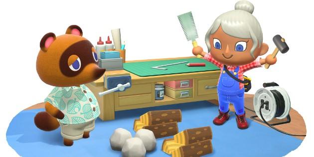 Newsbild zu Für Vielbastler – Fan baut eigene Vorrichtung, um in Animal Crossing: New Horizons mehrere Exemplare eines Gegenstands herzustellen