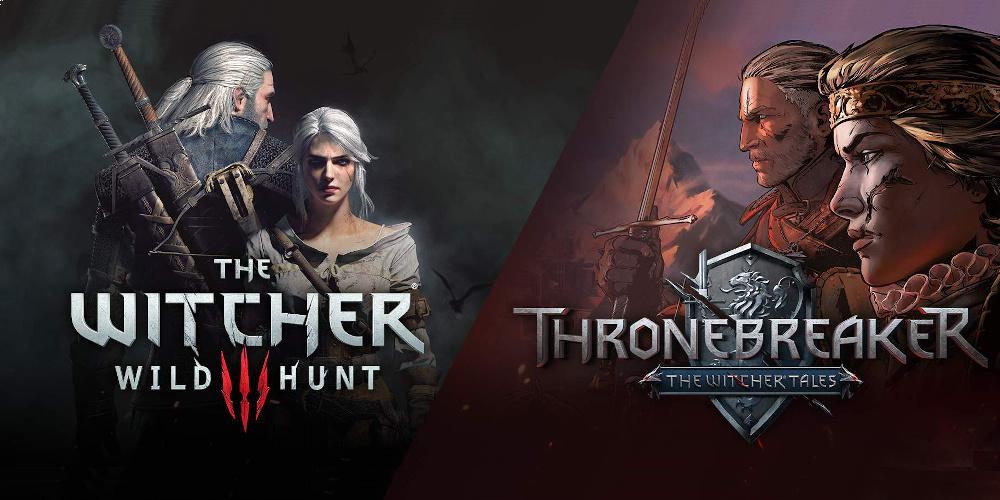 The Witcher 3 & Thronebreaker