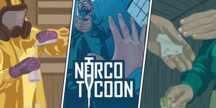 Newsbild zu Baut euer eigenes Drogenimperium auf – Narco Tycoon für die Nintendo Switch angekündigt