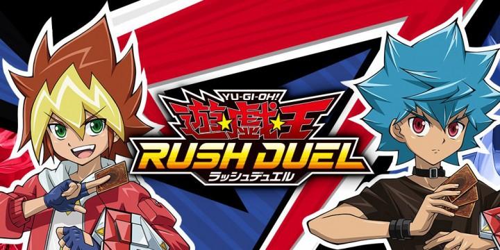 Newsbild zu Konami enthüllt neue Details zu Yu-Gi-Oh! Rush Duel: Saikyou Battle Royale!! – inkl. physische amiibo- und Sammelkarten