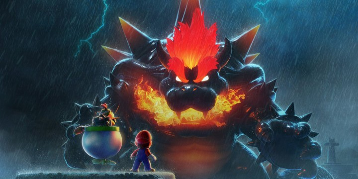 Newsbild zu Legenden-Geist Wut-Bowser: Neue Charaktere aus Bowser's Fury bald auf der Geistertafel in Super Smash Bros. Ultimate bekämpfbar