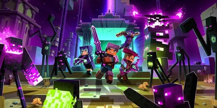 Newsbild zu Minecraft Dungeons: Entwicklertagebuch zu den neuen Zusatzinhalten veröffentlicht