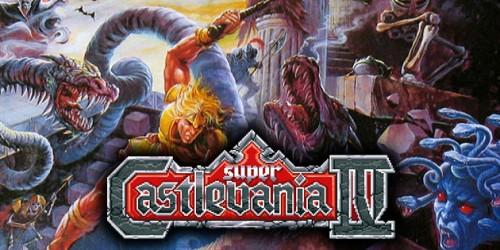 Newsbild zu Nordamerika: Trailer bewirbt das frisch im Nintendo eShop erschienene Super Castlevania IV