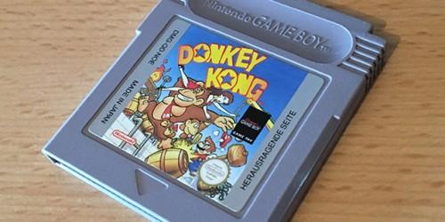 Newsbild zu Pixel-Power #11: Donkey Kong (Game Boy, Teil 2)