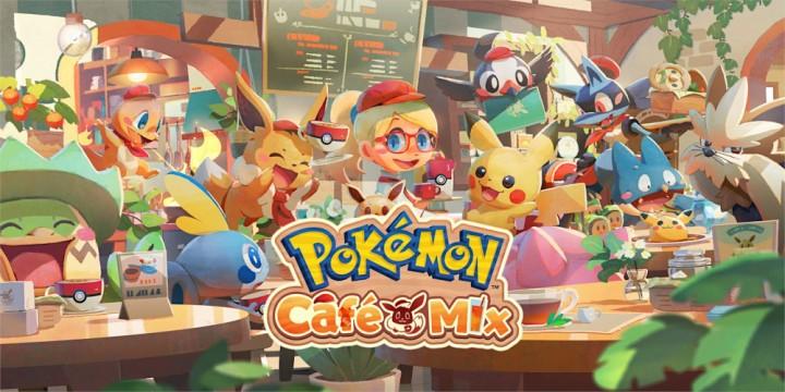 Newsbild zu Meilenstein von 5 Millionen Downloads erreicht: Geschenke und neue Helfer in Pokémon Café Mix