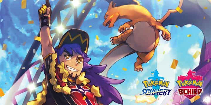 Newsbild zu Heute startet das Turnier zu Pokémon Schwert und Schild: Hier sind die Teilnehmer