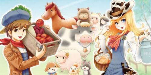 Newsbild zu Japan: Harvest Moon 3D: A New Beginning wurde fast 300.000 Mal ausgeliefert