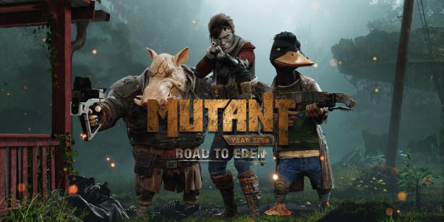 Newsbild zu Nintendo Switch-Spieletest: Mutant Year Zero: Road to Eden