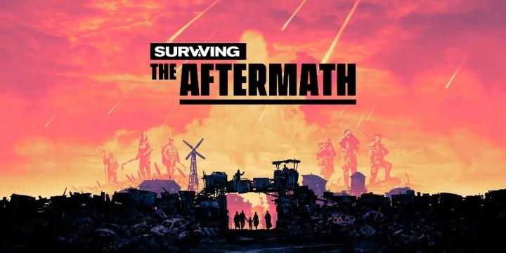 Newsbild zu Surviving the Aftermath: Das postapokalyptische Aufbau-Spiel erscheint am 16. November für die Nintendo Switch