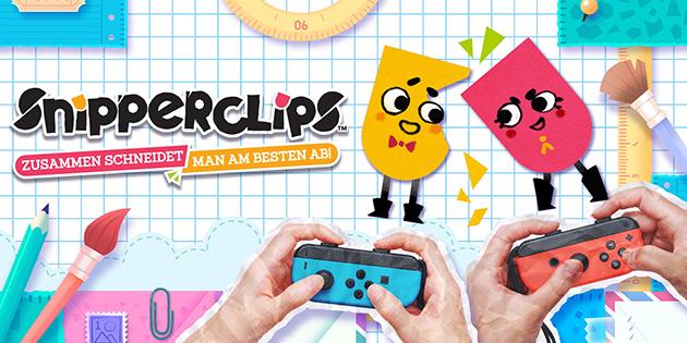 Newsbild zu Entwicklerstudio von Snipperclips spricht über die Geschichte hinter dem erfolgreichen Nintendo Switch-Titel