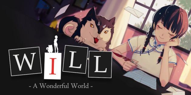 """Newsbild zu PM Studios veröffentlicht eine """"Limited Edition"""" zu WILL: A Wonderful World"""