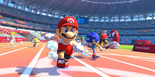 Newsbild zu Mario & Sonic bei den Olympischen Spielen: Tokyo 2020 in der Video-Vorschau | Sportlich unterwegs