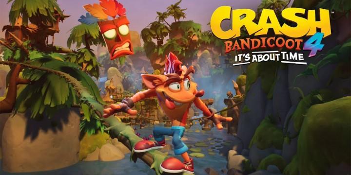 Newsbild zu Hinweis auf Crash Bandicoot für Super Smash Bros. Ultimate? Tweet von Masahiro Sakurai sorgt für Spekulationen
