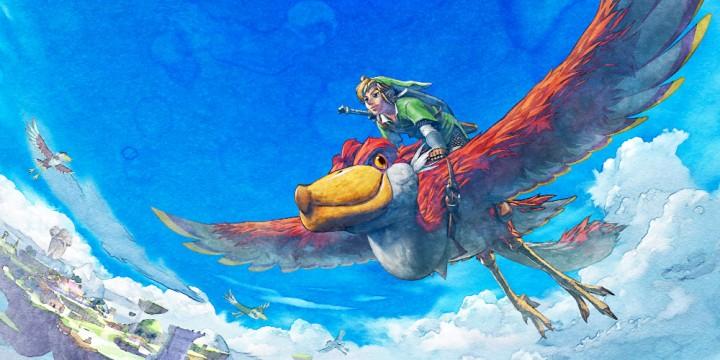 Newsbild zu Nintendo: Zahlreiche neue Trademarks zur The Legend of Zelda-Reihe aufgetaucht