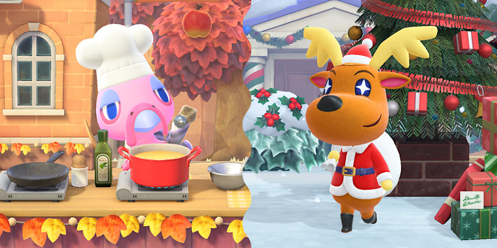 Animal Crossing: New Horizons - Winter-Update