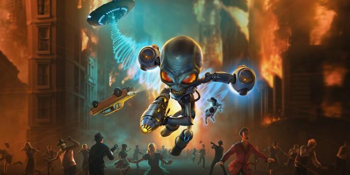 Newsbild zu Überraschung: Destroy All Humans! gibt es schon bald auf der Nintendo Switch