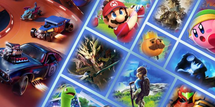 Newsbild zu Diese Nintendo Switch-Spiele erwarten euch in dieser Woche (KW 39/2021)