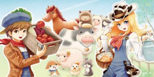 Newsbild zu Harvest Moon: A New Beginning erhält europäischen Release-Termin