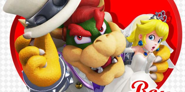 Super Mario Odyssey - Neuer abgefahrener E3-Trailer