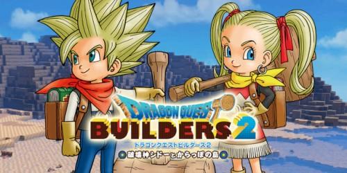 Newsbild zu Jetzt in unserem Live gezockt: Dragon Quest Builders 2
