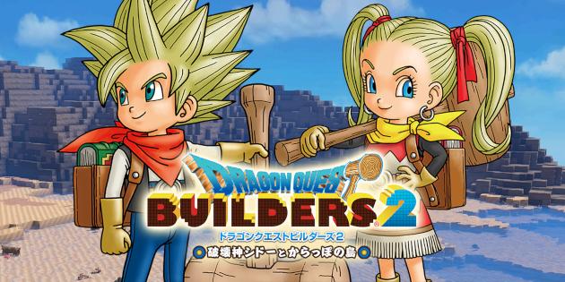 Newsbild zu Dragon Quest Builders 2 erhält eine erneuerte Demo-Version
