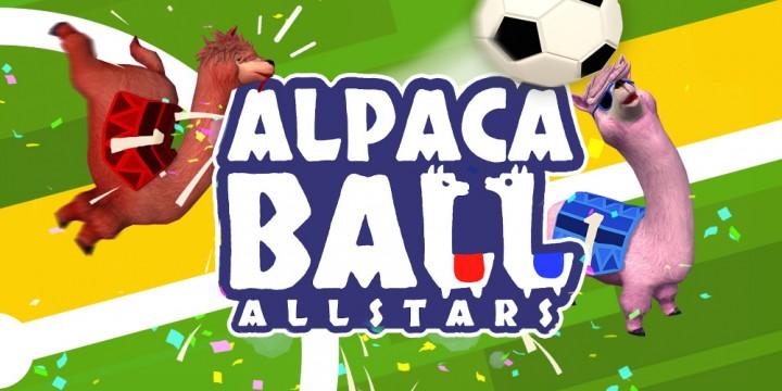 Newsbild zu Weihnachtliches Update für Alpaca Ball: Allstars ab sofort verfügbar