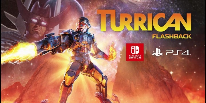 Newsbild zu Neuer Erscheinungstermin für Turrican Flashback – Spielesammlung landet noch diesen Monat auf der Nintendo Switch