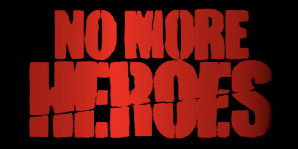 No More Heroes Logo