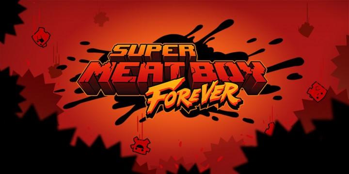 Newsbild zu Versionsnummer 6202.1273.1563.138: Update zu Super Meat Boy Forever erschienen