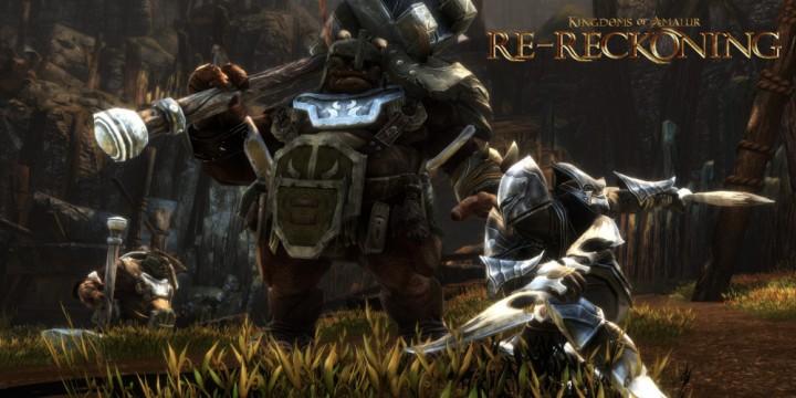 Newsbild zu Handelsversion von Kingdoms of Amalur: Re-Reckoning enthält das Grundspiel und alle Erweiterungen auf einer Softwarekarte