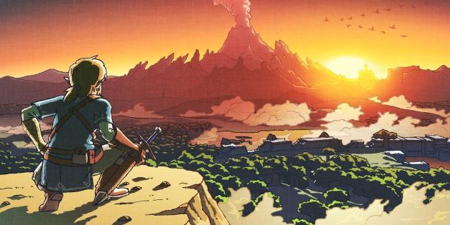 """Newsbild zu A Link to the Past – Was sich zwischen """"Zelda Wii U"""" und """"Breath of the Wild"""" verändert hat"""