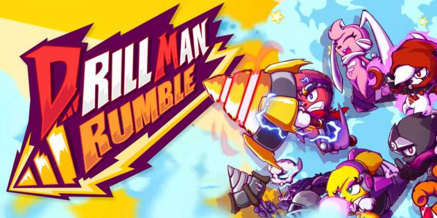 Newsbild zu Drill Man Rumble bohrt sich demnächst auf die Nintendo Switch