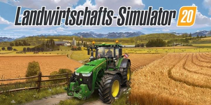 Newsbild zu Frisch beackert: Kostenloses Inhalts-Update für den Landwirtschafts-Simulator 20 erschienen