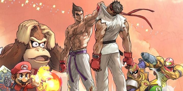 Newsbild zu Super Smash Bros. Ultimate und Tekken 7 im Videovergleich: Ein Blick auf das komplexe Moveset von Kazuya Mishima