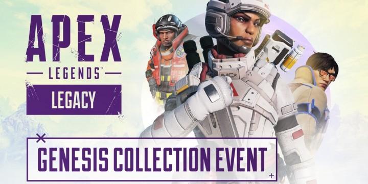 Newsbild zu Die Rückkehr zweier legendärer Karten – Genesis-Sammel-Event für Apex Legends angekündigt