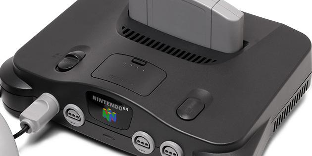 Neues Patent für N64-Controller: Erster Hinweis auf einen N64 Classic Mini?