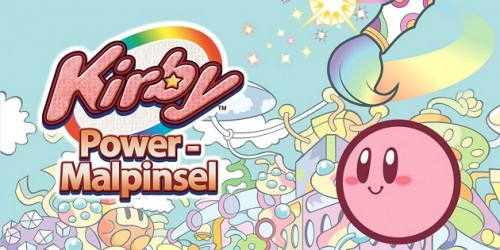 Newsbild zu Kirby-Themenwoche // Nintendo DS-Spieletest: Kirby: Power Paintbrush