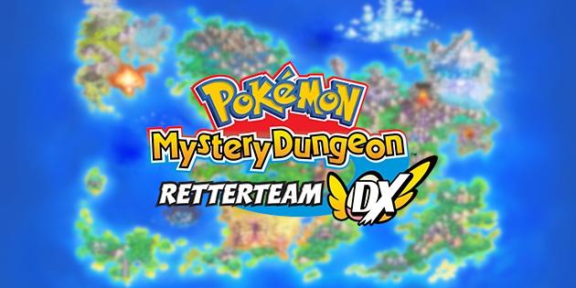Newsbild zu Pokémon Mystery Dungeon: Retterteam DX - Neues japanisches Promo-Video und Artwork erschienen