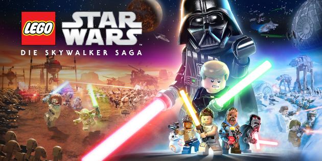 Newsbild zu Warner Bros. und TT Games enthüllen das Cover von LEGO Star Wars: Die Skywalker Saga