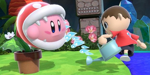 Newsbild zu Super Smash Bros. Ultimate: Masahiro Sakurais Bilder der Woche (KW 21/2020)