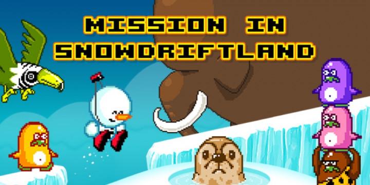 Newsbild zu Vom Nintendo-Adventskalender zum eigenständigen Videospiel – Mission in Snowdriftland erscheint diesen Winter für Steam