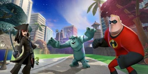 Newsbild zu Disney Infinity wird auf dem 3DS anders als auf den Konsolen
