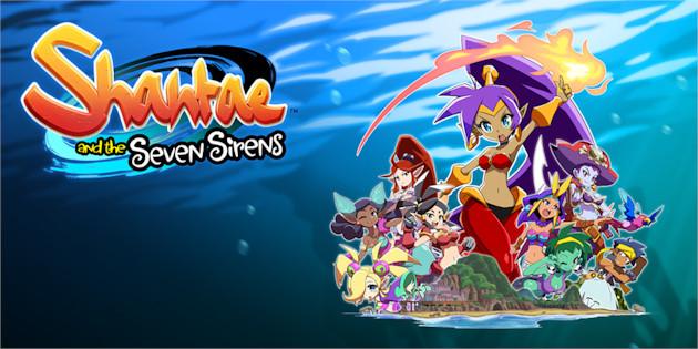 Newsbild zu Nintendo Switch-Spieletest: Shantae and the Seven Sirens