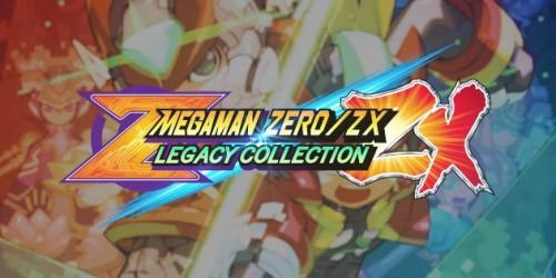 Newsbild zu Mega Man Zero/ZX Legacy Collection erhält fehlerbehebendes Update